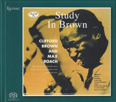 Clifford-brown-study-in-brown